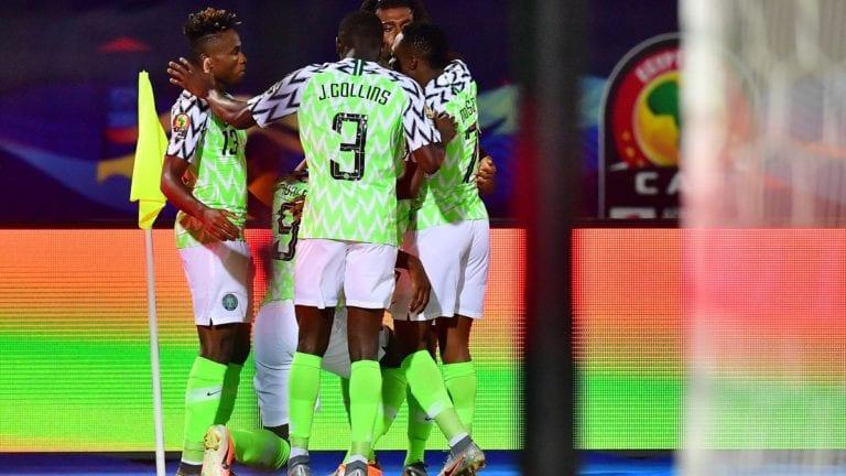 نيجيريا تحتل المركز الثالث في أمم إفريقيا بعد الفوز على تونس