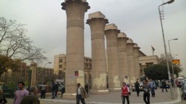 الحصاد: انهيار كوبري مشاة بالإسكندرية.. وارتفاع الحد الأدنى من تنسيق الجامعات