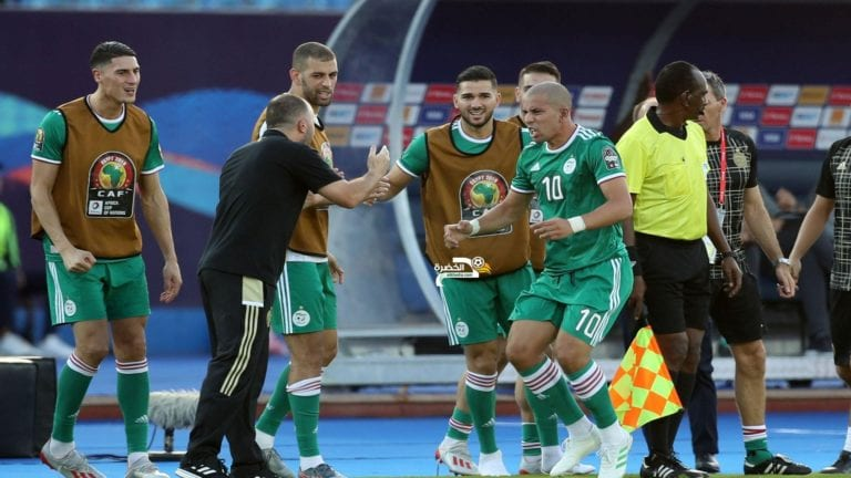 تحديد مواجهات الدور نصف النهائي من أمم إفريقيا بعد تأهل الجزائر وتونس (فيديو)