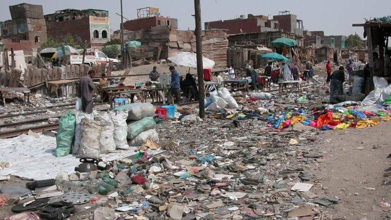 تحديد مناطق محظورة من التصالح في مخالفات البناء بالقاهرة