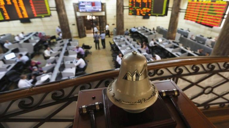 خسارة البورصة 7.8 مليارات جنيه في أولى جلسات الأسبوع