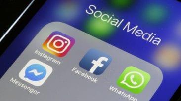 توقف فيس بوك وواتس آب وإنستجرام في مصر بشكل جزئي