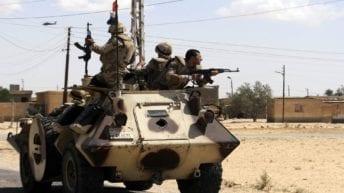 إعلان حظر التجوال في مناطق من شمال سيناء لمدة 3 أشهر
