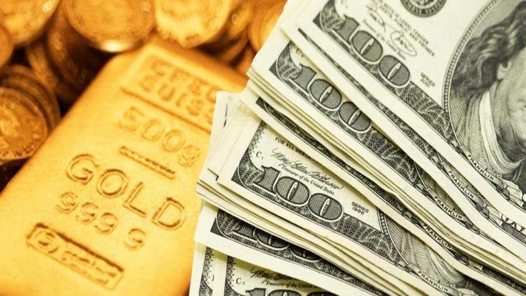 انخفاض أسعار الذهب وتذبذب في العملات