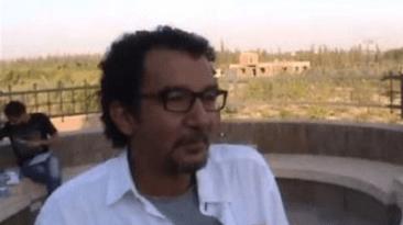 القبض على المخرج خالد مرعي