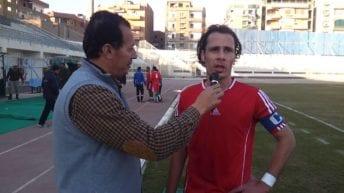 غرق لاعب كرة قدم في النيل