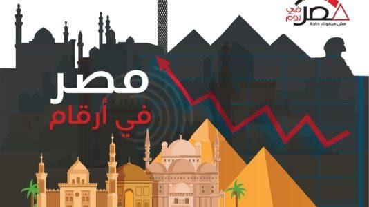 مجلة مصر في أرقام - العدد الحادي عشر
