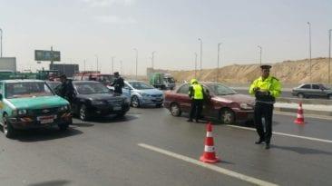 مصرع أمين شرطة بالدقهلية نتيجة دهس سائق تاكسي