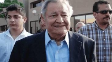رفع التحفظ عن أموال منير ثابت شقيق سوزان مبارك مقابل 45 مليون جنيه