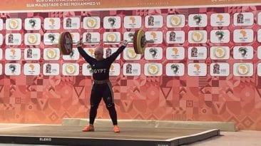 مصر تتوج بلقب دورة الألعاب الإفريقية قبل انتهائها