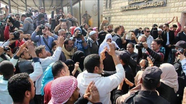 الإفراج عن 542 سجينا استكمالا لعفو عيد الأضحى