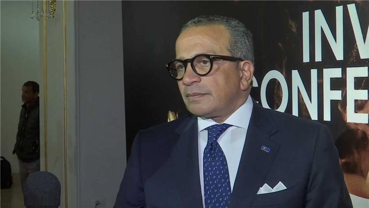 عمرو الجنايني رئيسا لاتحاد الكرة