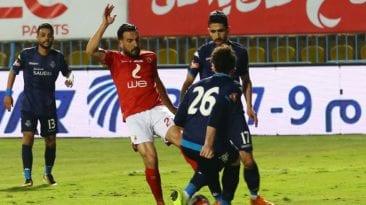 تغريم النادي الأهلي وإيقاف سيد عبد الحفيظ بسبب مباراة الكأس