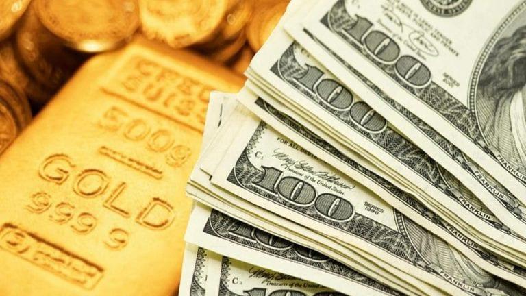 الذهب يواصل الارتفاع.. وتذبذب أسعار العملات