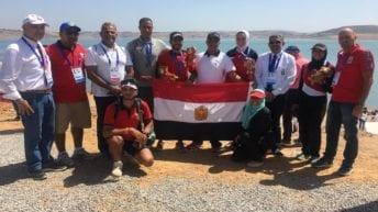 مصر تواصل التصدر في دورة الألعاب الإفريقية: 50 ميدالية