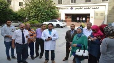 سجال بين عميد معهد القلب السابق ووزارة الصحة: اتهامات ونفي