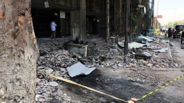 """""""الداخلية"""" تعلن مصرع 8 من المتورطين في تفجير معهد الأورام"""