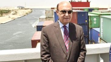 مميش ينشر وصيته لخليفته في رئاسة قناة السويس (فيديو)