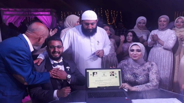 تدريب المأذونين بالمحافظات لبدء تعميم الزواج الإلكتروني