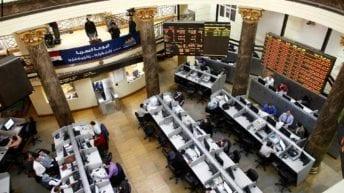 البورصة تخسر 1.1 مليار جنيه وسط تراجع جماعي للمؤشرات
