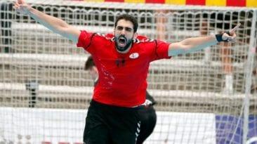المنتخب المصري لكرة اليد يتأهل لنهائي دورة الألعاب الإفريقية
