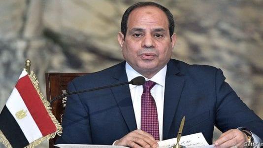 المظاهرات في مصر