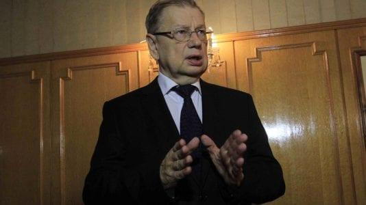 وفاة السفير الروسي لدى مصر سيرجيكيربيتشينكو