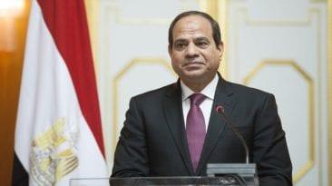 السيسي يتحدث عن الجيش المصري