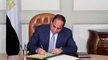 السيسي يعين حمادة الصاوي نائبا عاما جديدا