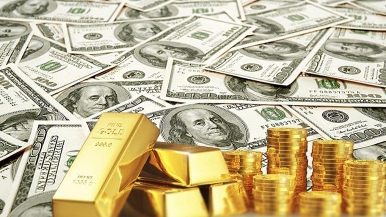 انخفاض أسعار العملات والذهب اليوم الاثنين