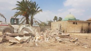 رئيس الوزراء يتفقد إزالات منطقة عين الحياة بمصر القديمة.. تفاصيل