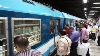 بدء تنفيذ الخط الرابع لمترو الأنفاق نوفمبر المقبل: قطارات يابانية