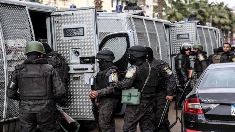 وزارة الداخلية: مقتل 15 إرهابيا