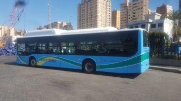 تشغيل أتوبيسات كهربائية بالإسكندرية: سعر التذكرة يصل لـ 8 جنيهات
