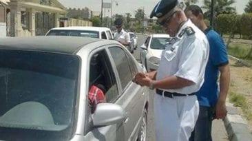 عقوبات قانون المرور الجديد