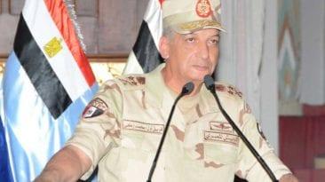 وزير الدفاع من المنطقة المركزية: سنحمي الوطن مهما كانت التحديات