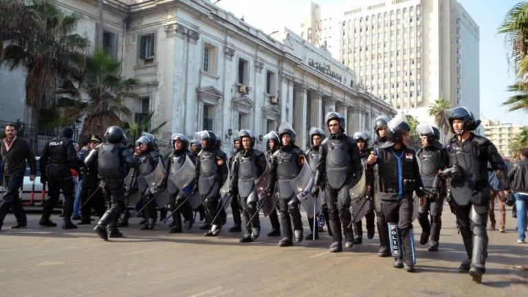 وزارة الداخلية: سنتصدى لمحاولة زعزعة الاستقرار
