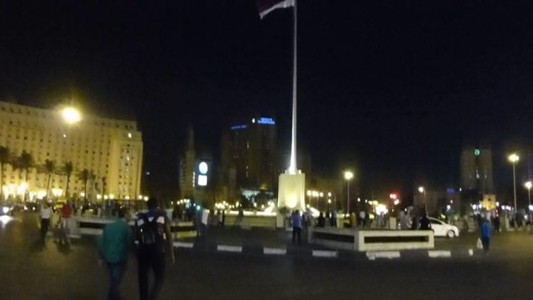 الداخلية: القبض على شخص دعا إلى مظاهرات الجمعة عبر فيسبوك (فيديو)