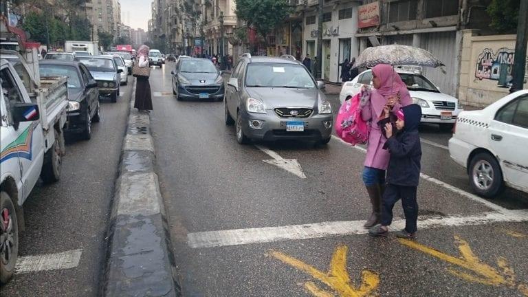 توقعات حالة الطقس في مصر
