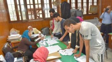 العليا لانتخابات الجامعات: اتحاد طلاب مصر لا وجود له