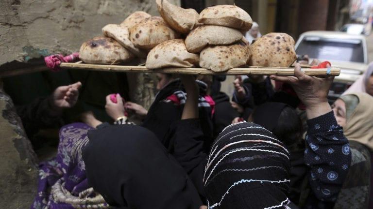 استهلاك المصري للخبز