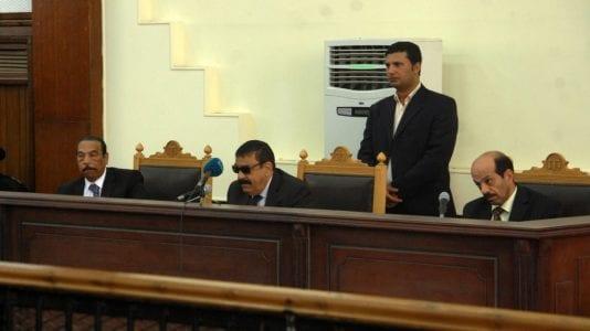 """إعدام ومؤبد لمتهمين في """"فندق الأهرامات"""""""