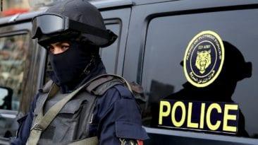القبض على أمين شرطة بتهمة النصب