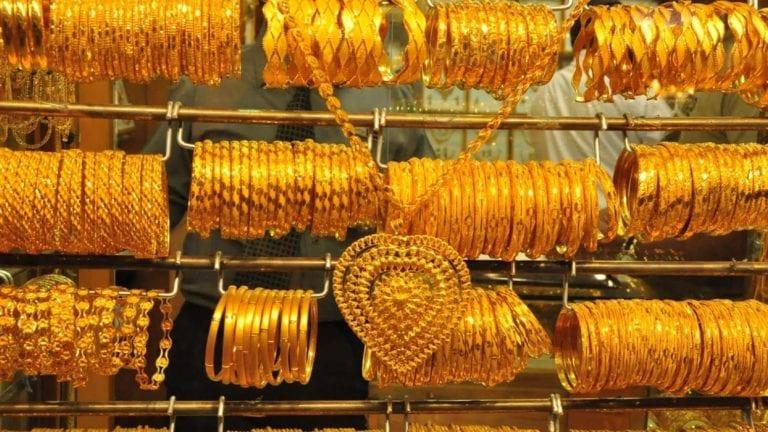 ارتفاع أسعار الذهب 8 جنيهات واستمرار تذبذب العملات