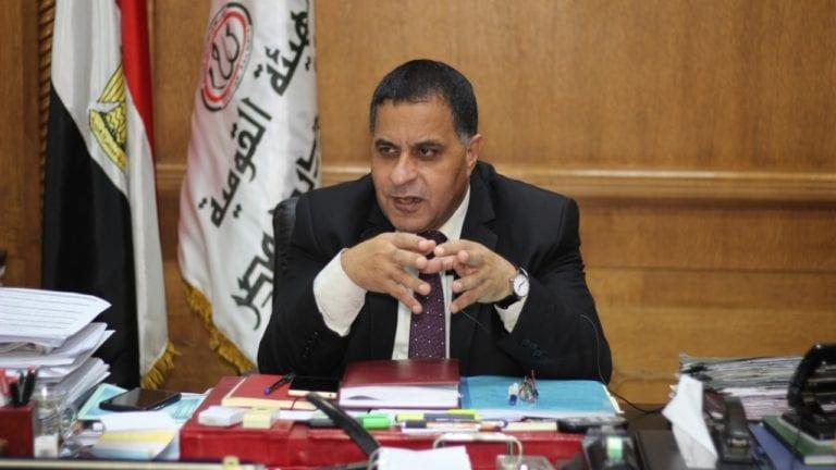 رئيس هيئة السكة الحديد- أشرف رسلان