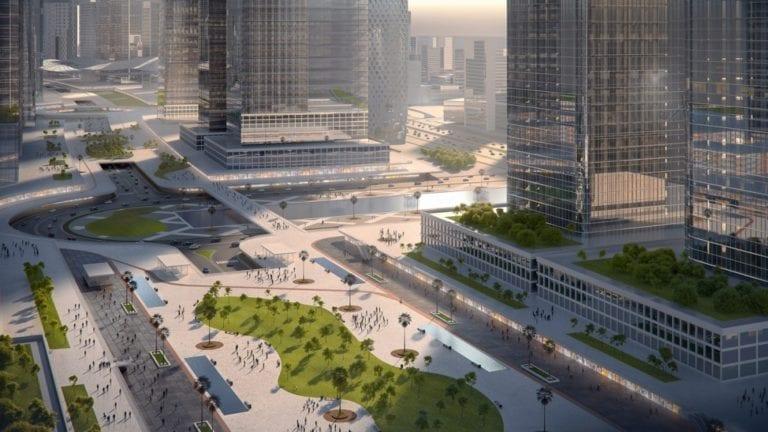 مشروع العاصمة الإدارية ممول ذاتيا