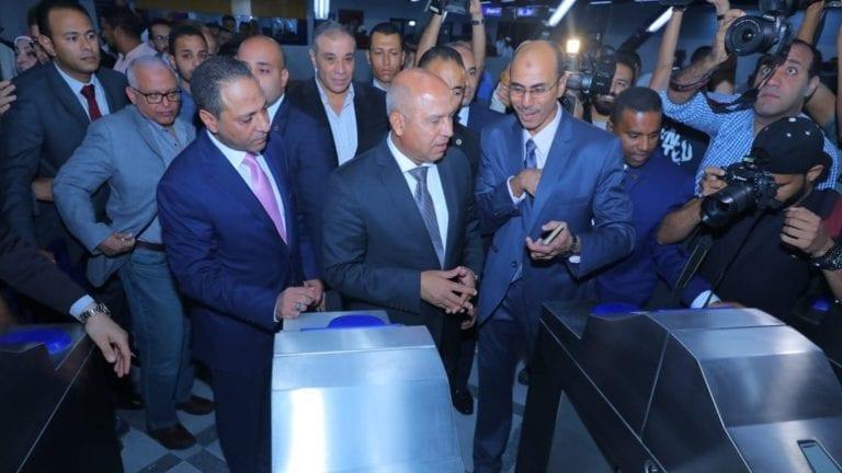 وزير النقل يؤكد عدم رفع سعر تذكرة المترو