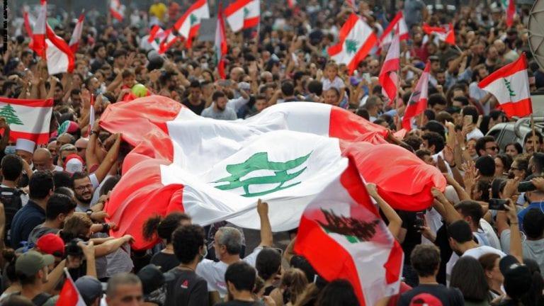 السفارة المصرية في بيروت: إجلاء 140 مواطنا بسبب تظاهرات لبنان