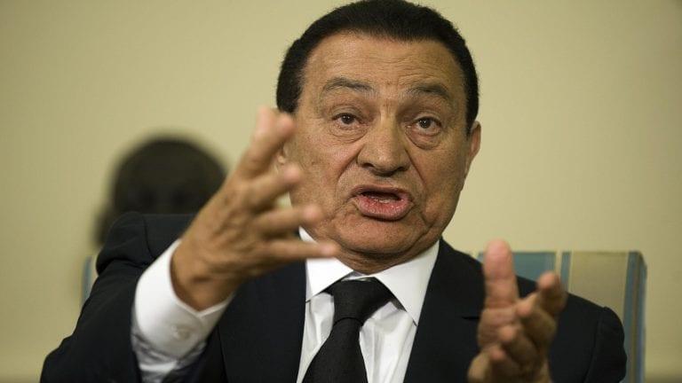 ذكريات حسني مبارك في حرب أكتوبر