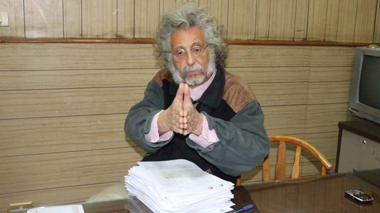 حسين خيري نقيبا لأطباء مصر